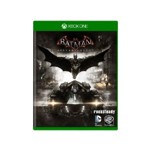 Batman Arkham Knight - Usado - Xbox One