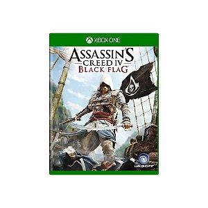 Assassin's Creed IV: Black Flag - Usado - Xbox One