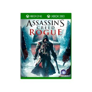 Jogo Assassin's Creed Rogue - Xbox One e Xbox 360