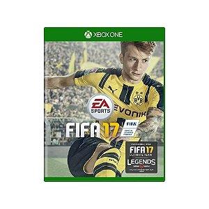 FIFA 17 - Usado - Xbox One