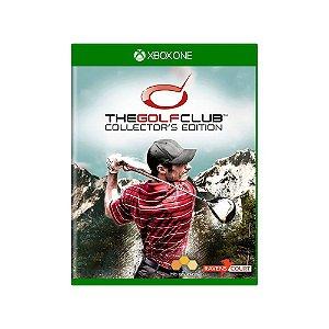 The Golf Club: Collector's Edition - Usado - Xbox One