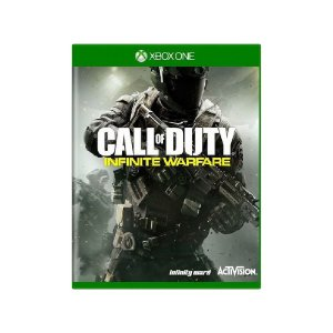 Call of Duty: Infinite Warfare - Usado - Xbox One