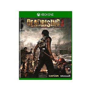 Jogo Dead Rising 3 - |Usado| - Xbox One