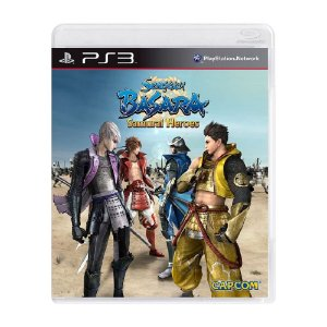 Sengoku Basara: Samurai Heroes - Usado - PS3