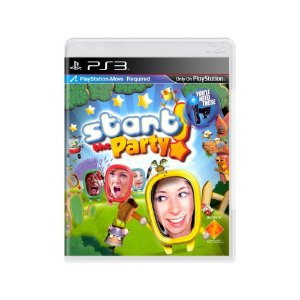 Start the Party - Usado - PS3