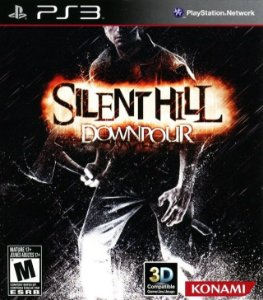 Silent Hill Downpour - |Usado| - PS3