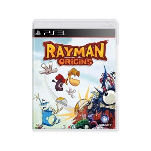 Rayman Origins - Usado - PS3