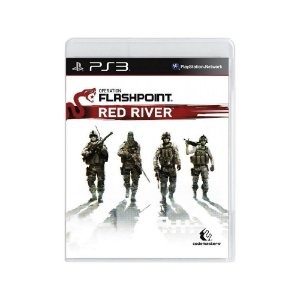 Operation Flashpoint: Red River - Usado - PS3