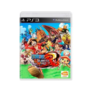 One Piece: Unlimited World Red - Usado - PS3