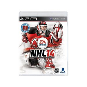 NHL 14 - Usado - PS3