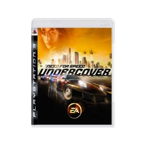 Need for Speed Undercover - Usado - PS3