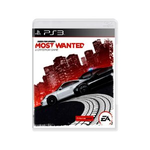 Need for Speed Most Wanted - Usado - PS3