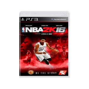 NBA 2K16 - Usado - PS3