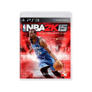 NBA 2K15 - Usado - PS3