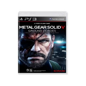Metal Gear Solid V: Ground Zeroes - Usado - PS3