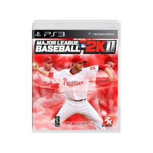 Jogo Major League Baseball 2K11 - |Usado| - PS3