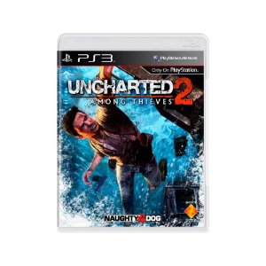 Uncharted 2 Among Thieves - Usado - PS3