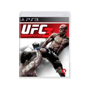 UFC Undisputed 3 - Usado - PS3