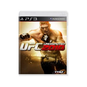 UFC 2010 Undisputed - Usado - PS3