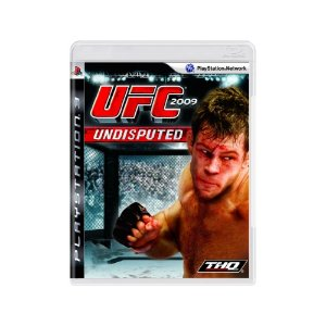 UFC Undisputed 2009 - Usado - PS3