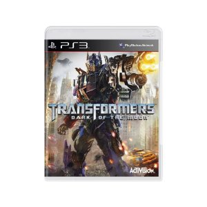 Transformers Dark Of The Moon - Usado - PS3