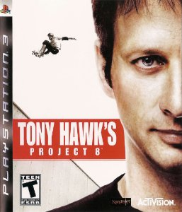 Tony Hawk's Project 8 - |Usado| - PS3