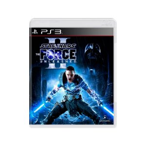 Star Wars: The Force Unleashed II - Usado - PS3