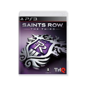 Saints Row: The Third - Usado - PS3