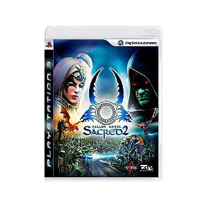 Sacred 2: Fallen Angel - Usado - PS3