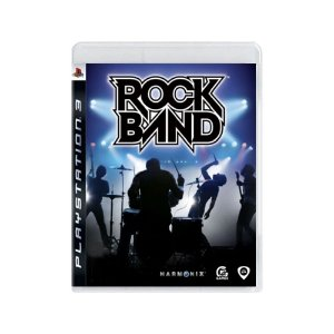 Rock Band - Usado - PS3