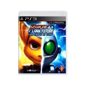 Ratchet & Clank Future: A Crack in Time - Usado - PS3