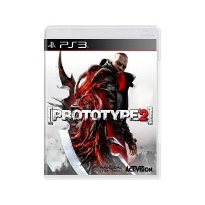 Prototype 2 - Usado - PS3