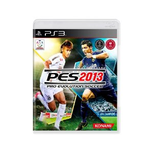 Pro Evolution Soccer 2013 (PES 2013) - Usado - PS3