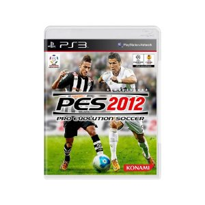Pro Evolution Soccer 2012 (PES 2012) - Usado - PS3