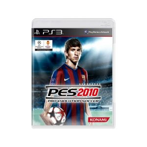 Pro Evolution Soccer 2010 (PES 10) - Usado - PS3