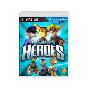 PlayStation Move Heroes - Usado - PS3