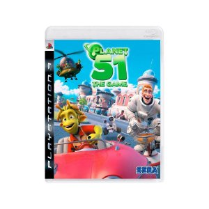 Planet 51: The Game - Usado - PS3