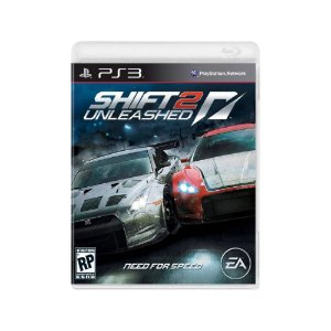 Need for Speed Shift 2: Unleashed - Usado - PS3