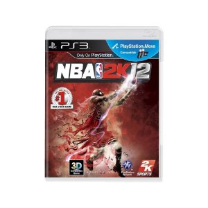NBA 2K12 - Usado - PS3