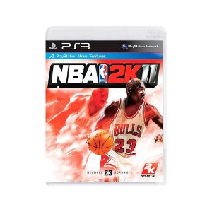 NBA 2K11 - Usado - PS3