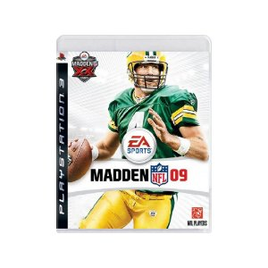Jogo Madden NFL 09 - |Usado| - PS3