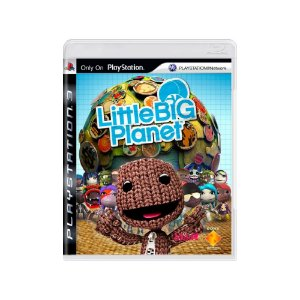 LittleBigPlanet - Usado - PS3