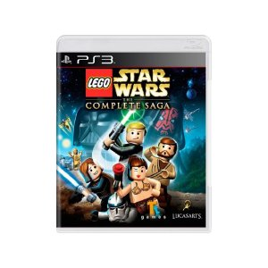 LEGO Star Wars: The Complete Saga - Usado - PS3