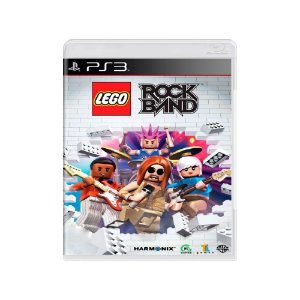 LEGO Rock Band - Usado - PS3