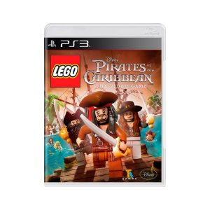 LEGO Pirates of The Caribbean: The Video Game - Usado - PS3