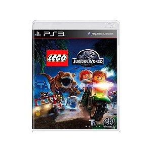 LEGO Jurassic World - Usado - PS3