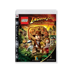 LEGO Indiana Jones: The Original Adventures - Usado - PS3