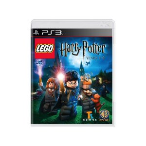 LEGO Harry Potter: Years 1-4 - Usado - PS3