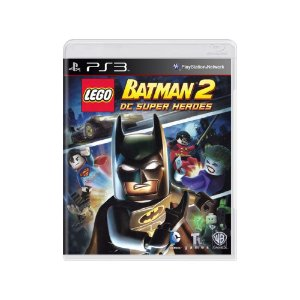 LEGO Batman 2: DC Super Heroes - Usado - PS3