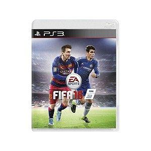 FIFA 16 - Usado - PS3